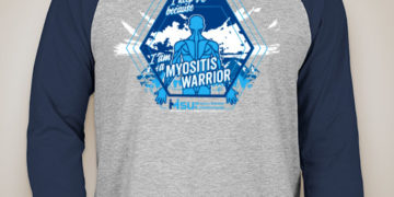 2019 MSU Myositis Awareness Shirts