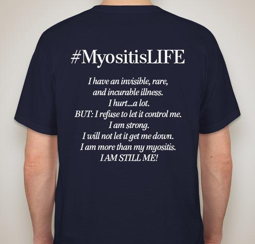 2019 MSU Myositis Awareness Shirts