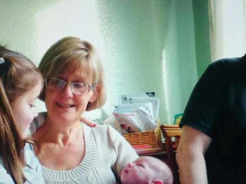 Sadly, my mum passed away due to IBM