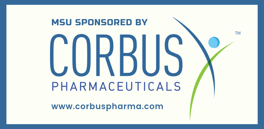 MSU Myositis Awareness Month sponsored by Corbus Pharma