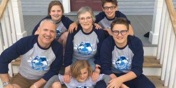 My Vermont Myositis Family