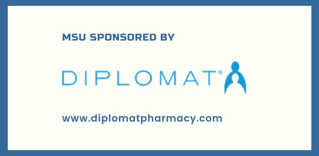 MSU Myositis Awareness Month sponsored by Diplomat Specialty Pharmacy