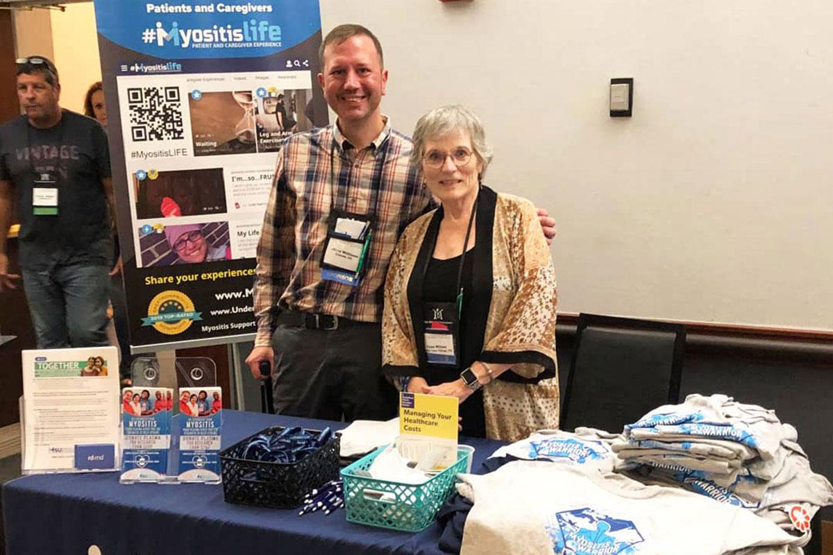 Jerry Williams and Lynn Wilson, MSU