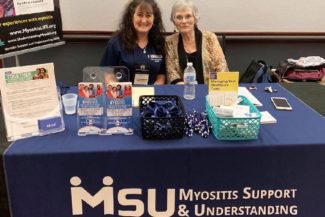 Linda R. and Lynn Wilson, MSU