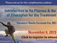 Register to attend Introduction to Ra Pharma & the Potential of Zilucoplan for the Treatment of IMNM