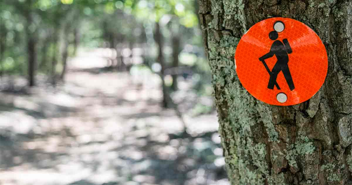 Take a hike Myositis