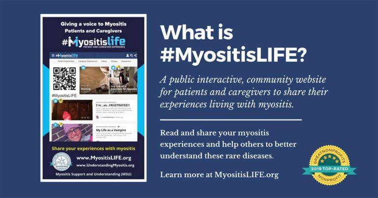 What is MyositisLIFE?