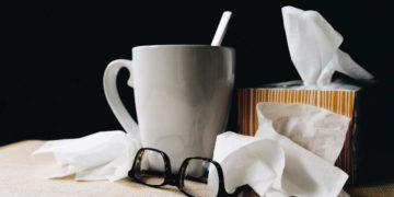Long cold myositis winter, germs