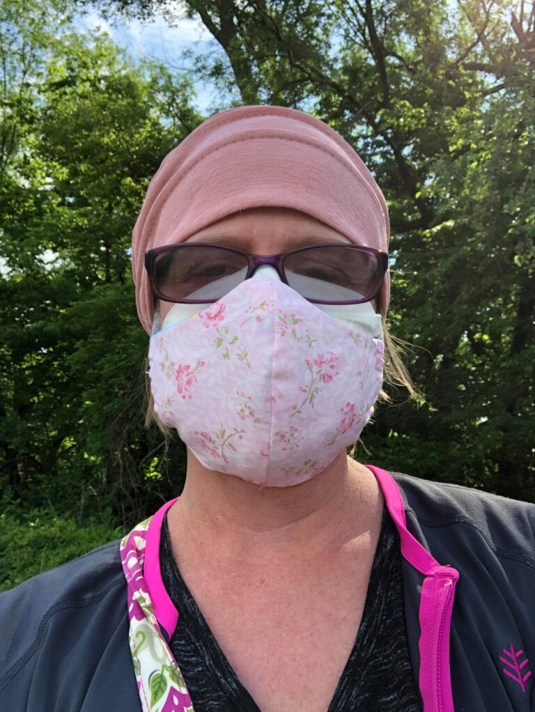 'Anti-Maskers' Actually Infringe Upon My Freedom by Emily Filmore
